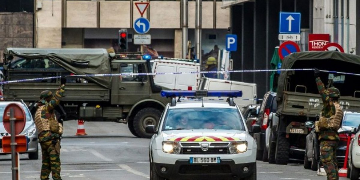 Policía detiene a dos hermanos que planeaban atentados en Bélgica