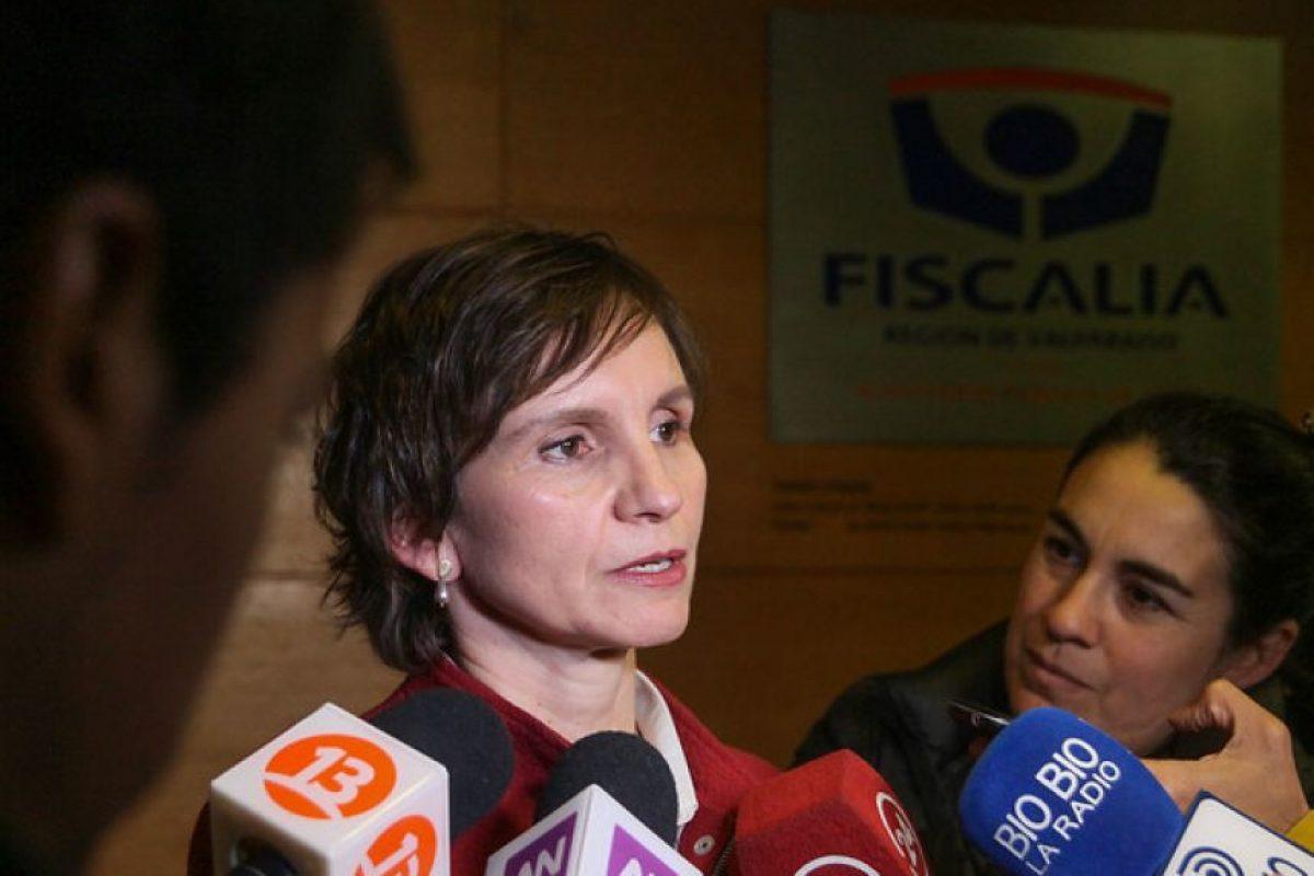 La Alcaldesa de Santiago Carolina Toha declaro como testigo en Fiscalia de Valparaiso por el caso SQM Foto:Agencia UNO / Archivo. Imagen Por: