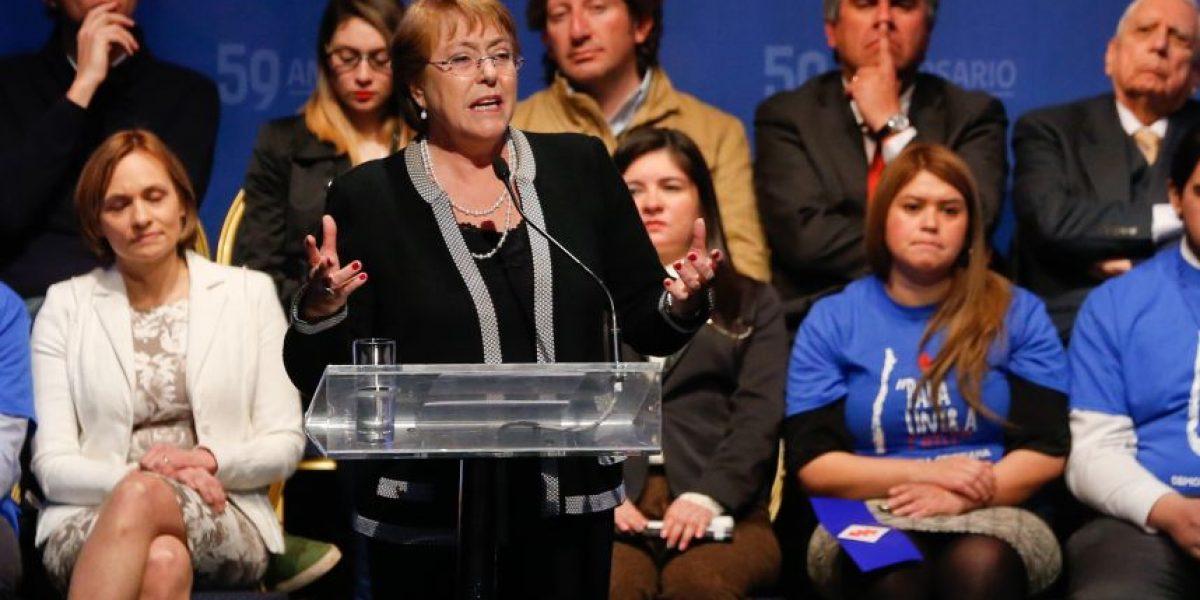 DC celebra aniversario 59 reafirmando que llevará candidato presidencial propio