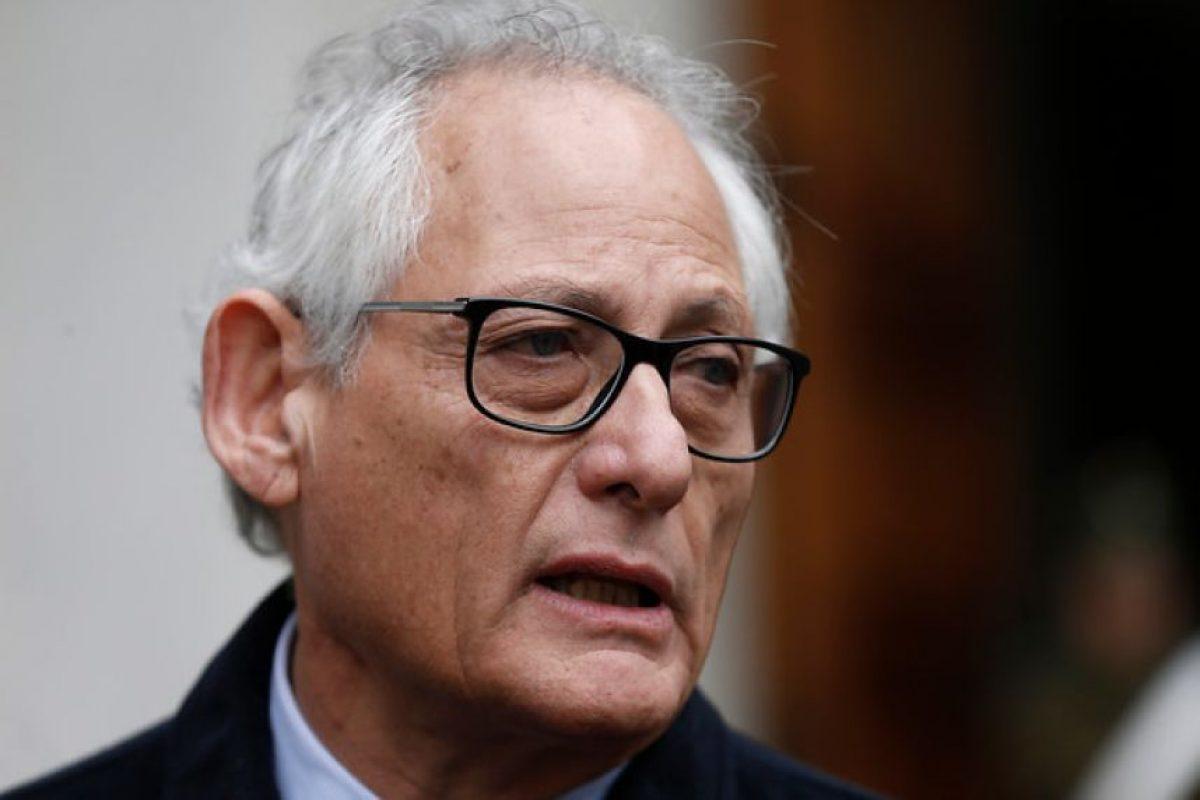 El presidente del PPD, Gonzalo Navarrete. Foto:Aton Chile. Imagen Por: