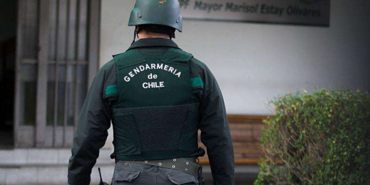 Gendarmería: Altas pensiones han impactado en la conciencia nacional