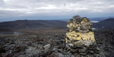 Esta es la montaña que el gobierno de Noruega piensa en regalar