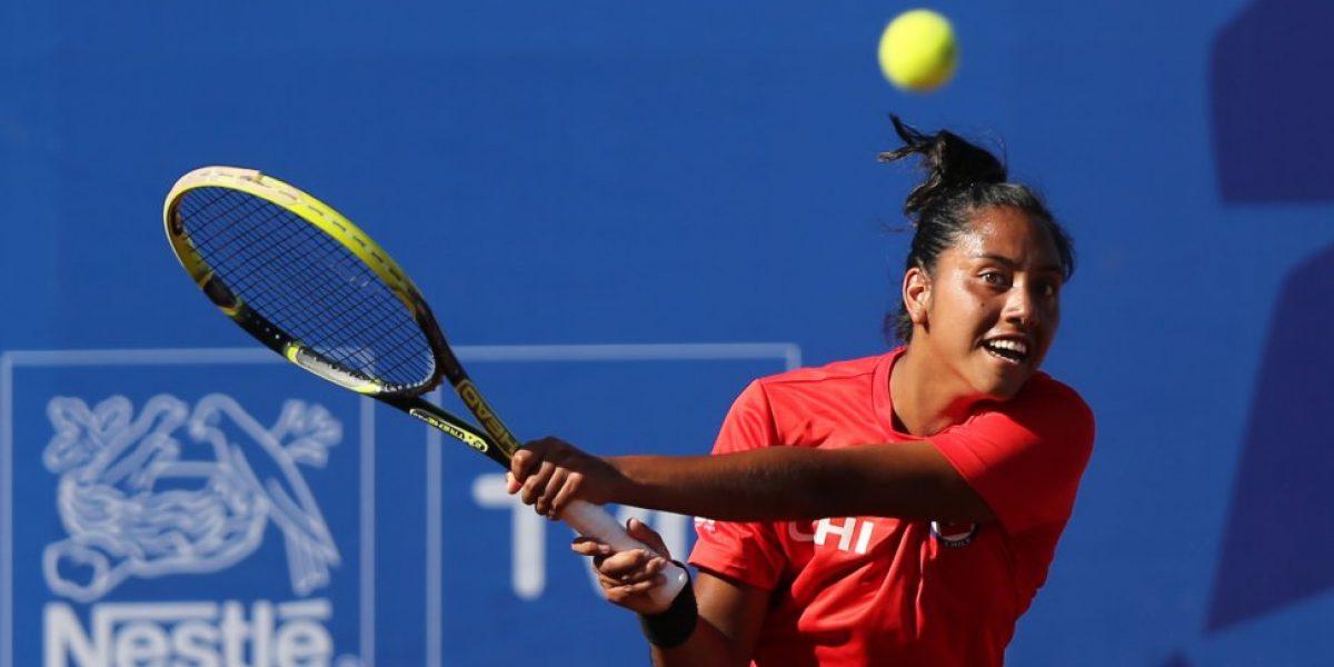 Daniela Seguel se coronó campeona en ITF de Campos de Jordao