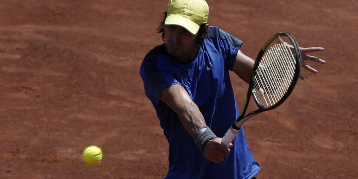 Se terminó la racha: Julio Peralta cayó en la final de dobles del Challenger de Praga