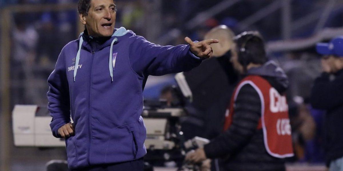 Mario Salas asume que empate de la UC con Cobresal son