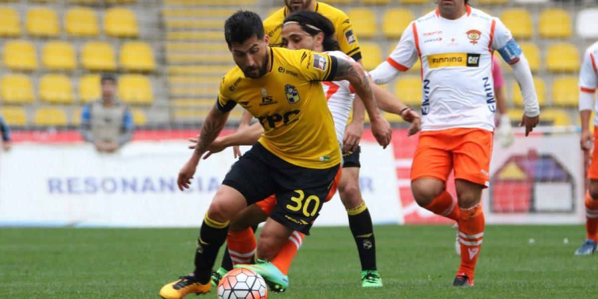 Coquimbo Unido venció por la mínima a Cobreloa con gol de un ex loíno