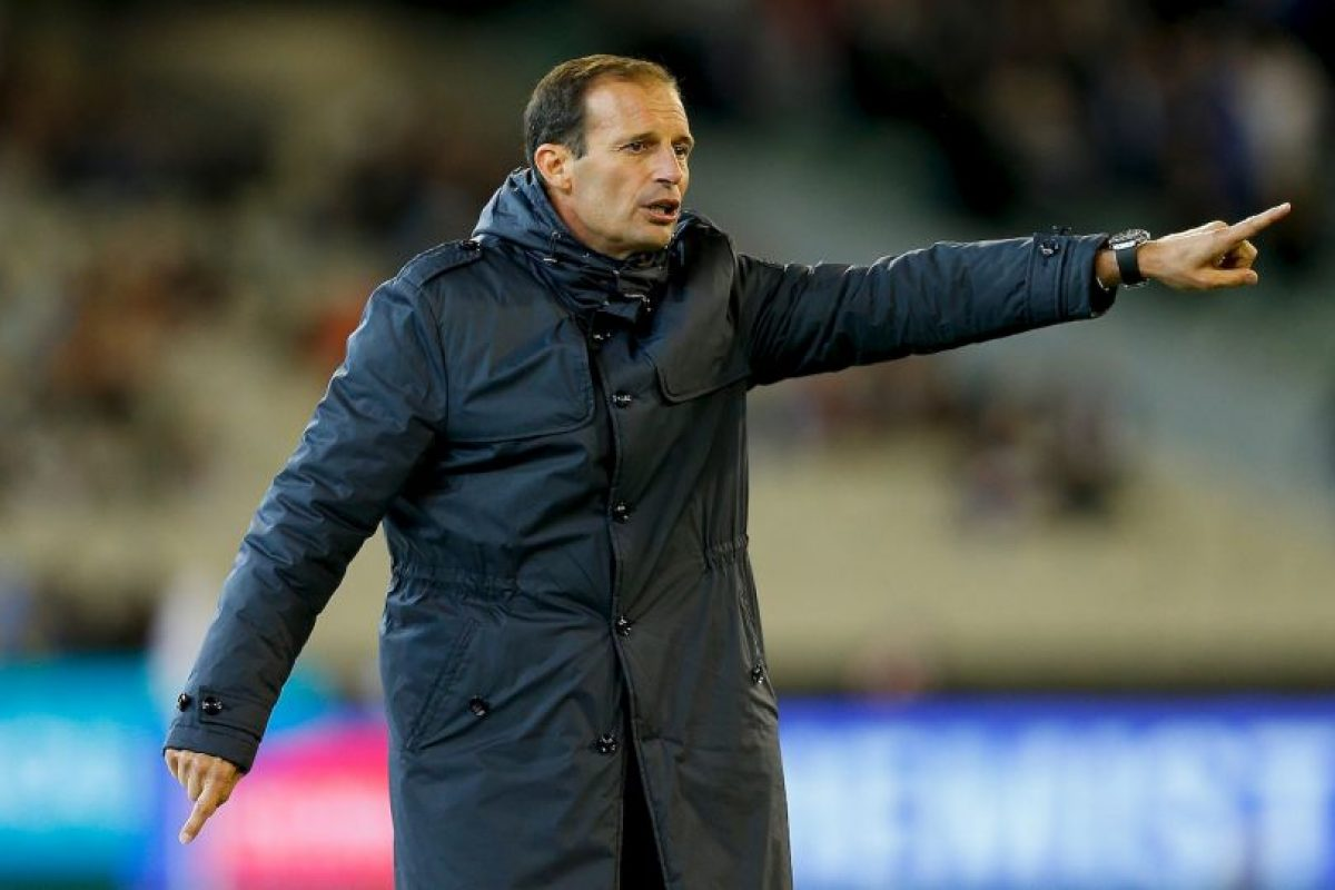 6.- Massimiliano Allegri (Juventus) Foto: Getty Images. Imagen Por: