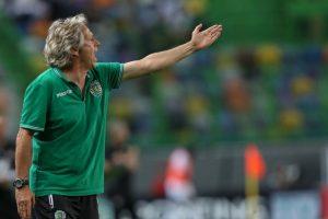 10.-Jorge Jesus (Sporting Lisboa) Foto:Getty Images. Imagen Por: