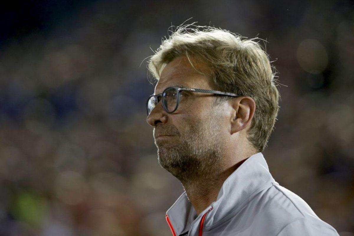7.- Jurgen Klopp (Liverpool) Foto:Getty Images. Imagen Por: