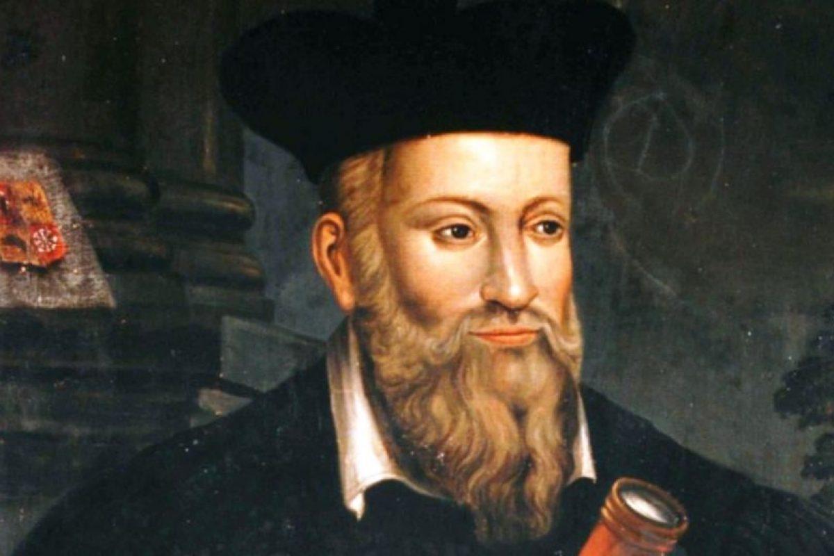 También las profecías de Nostradamus y otros supuestos videntes se han acomodado para ver fatalidad. Foto:vía Wikipedia. Imagen Por: