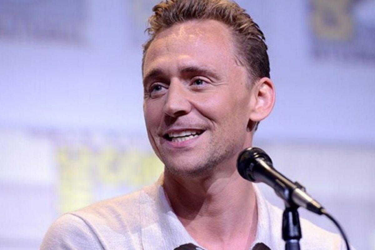 Es la primera nominación para Tom Hiddleston más allá del teatro. Foto:vía Getty Images. Imagen Por: