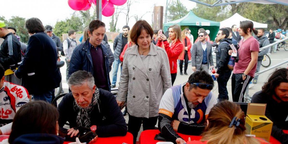 Ministerio de Salud dio en Santiago la bienvenida al