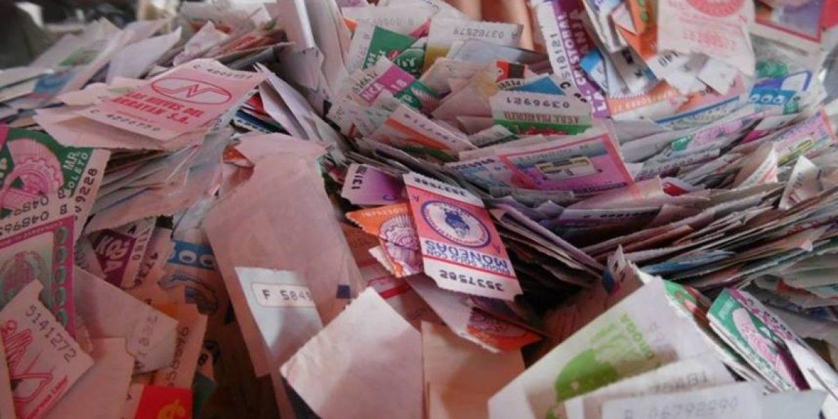 Coleccionistas de boletos de micro: el gusto por reunir esos olvidados trozos de papel
