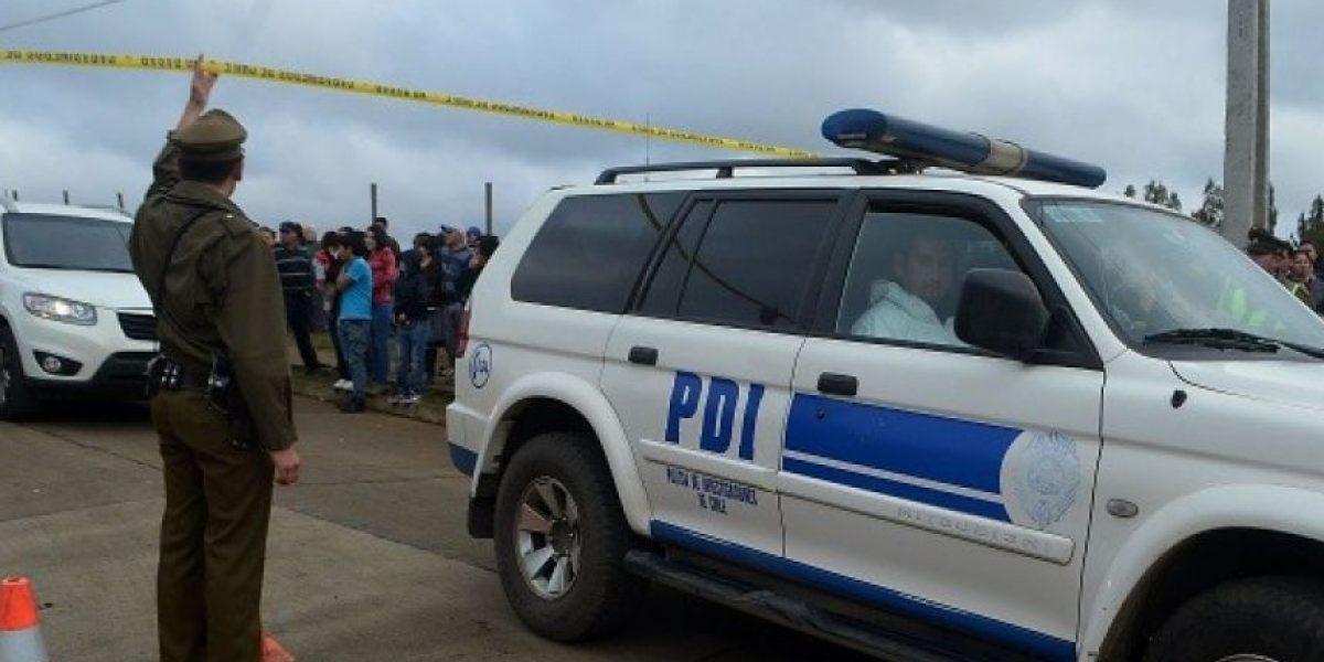 Macabro crimen en La Araucanía: anciano de 72 años fue asesinado y quemado