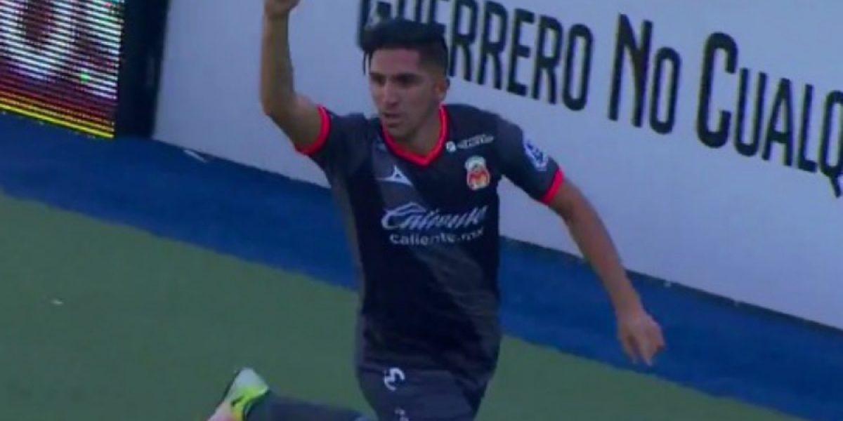 Valdés sigue en racha y marcó en triunfo del Morelia sobre el Santos de Rabello