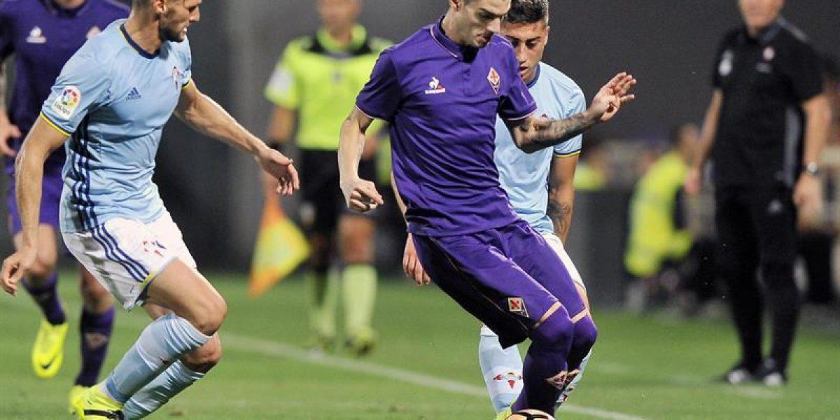 Orellana y Díaz suman minutos en pretemporada del Celta de Vigo