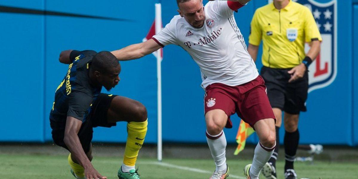 Ribery se gana retos en el Bayern por sus críticas a Guardiola y por su comportamiento