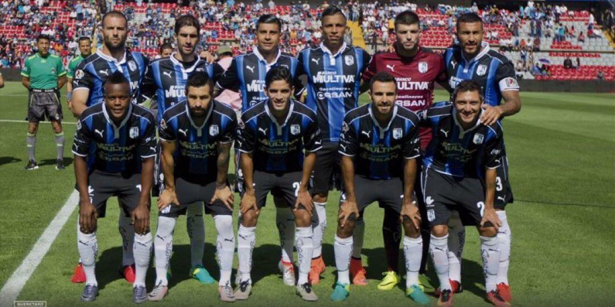 Pato Rubio fue el único que celebró: la jornada de los chilenos en México