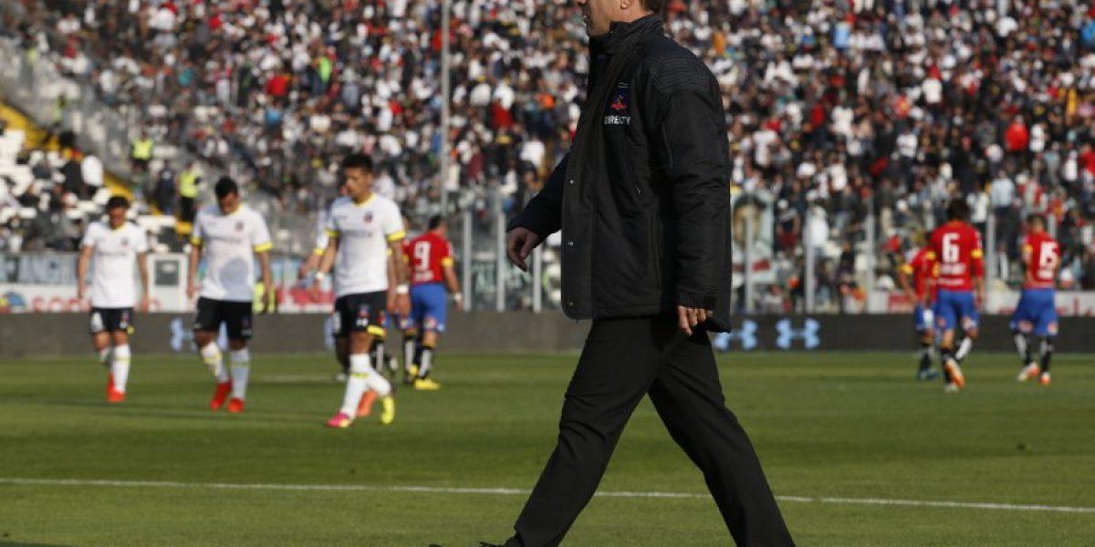 Pablo Guede irradia tranquilidad tras derrota en el debut: