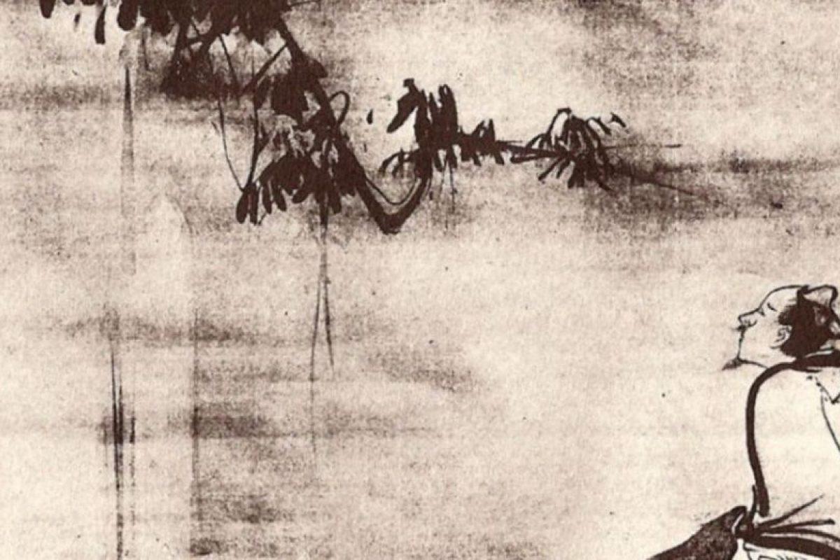 Li Bai fue un poeta chino que murió ahogado. Borracho, vio el reflejo de la luna en el río y quiso abrazarla. Foto:Wikipedia. Imagen Por: