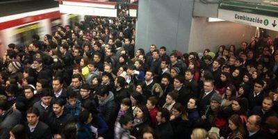 Metro de Santiago suspende servicio en 7 estaciones de Línea 1
