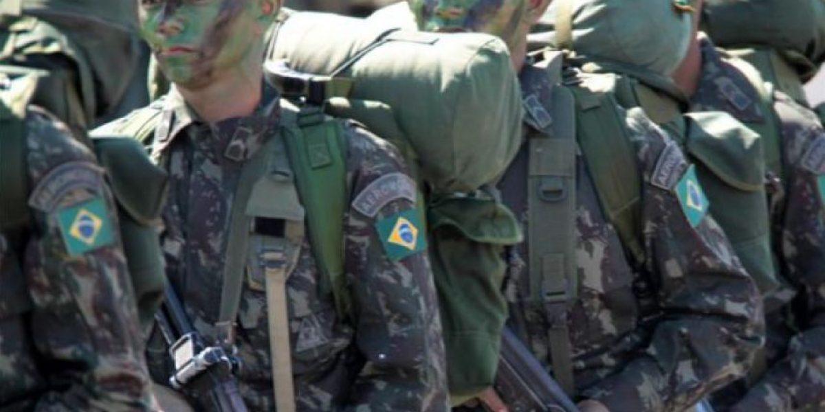 Presidente interino de Brasil envía al ejército al estado de Río Grande do Sul por ataques