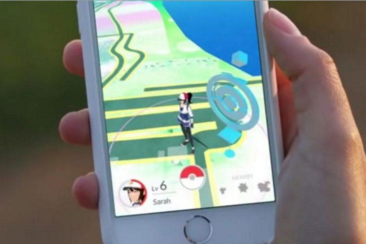 Los Pokémon aparecen según la zona. Es decir, si están en la playa, aparecerán Pokémon tipo agua.. Imagen Por: