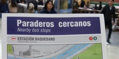 Implementan plan de contingencia por interrupción de servicio en 7 estaciones de la Línea 1 del Metro