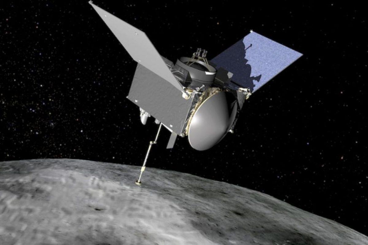 El asteroide podría estrellarse con la Tierra en el próximo siglo Foto:NASA. Imagen Por: