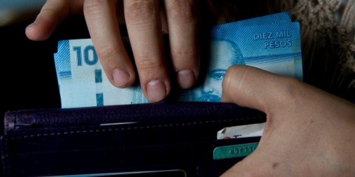 Ingreso familiar promedio Ocde: $17 millones distancian a Chile del primer lugar