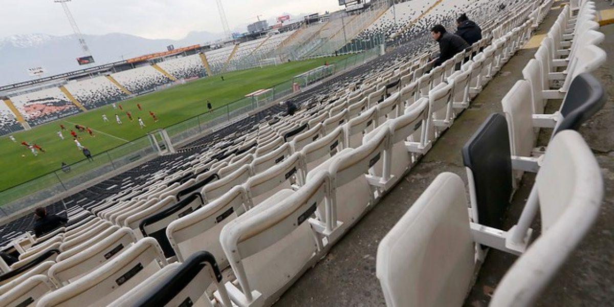 La Roja volverá al Estadio Monumental para las Clasificatorias