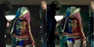 El extraño caso de los shorts de Harley Quinn