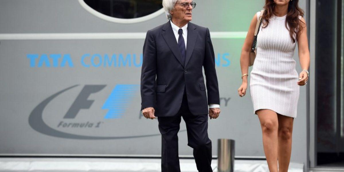 La suegra del jefe de la Fórmula 1 es liberada tras estar nueve días secuestrada