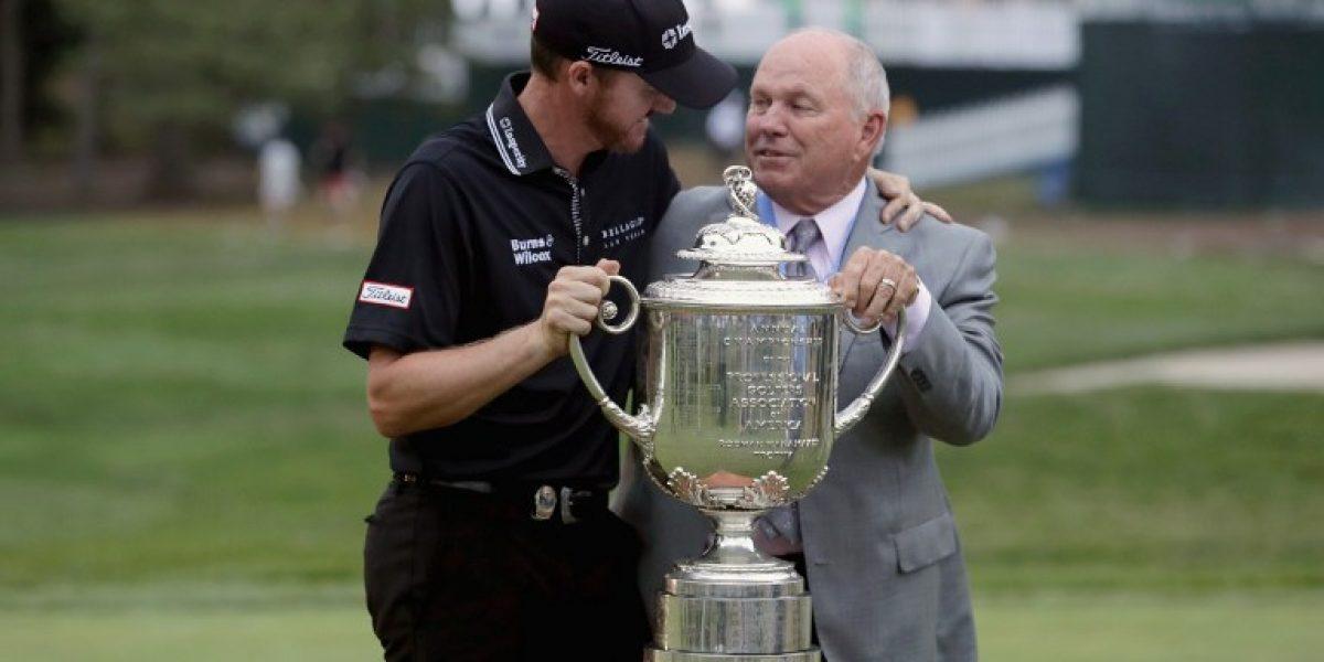 Jimmy Walker completa el sorpresivo año del golf en los majors