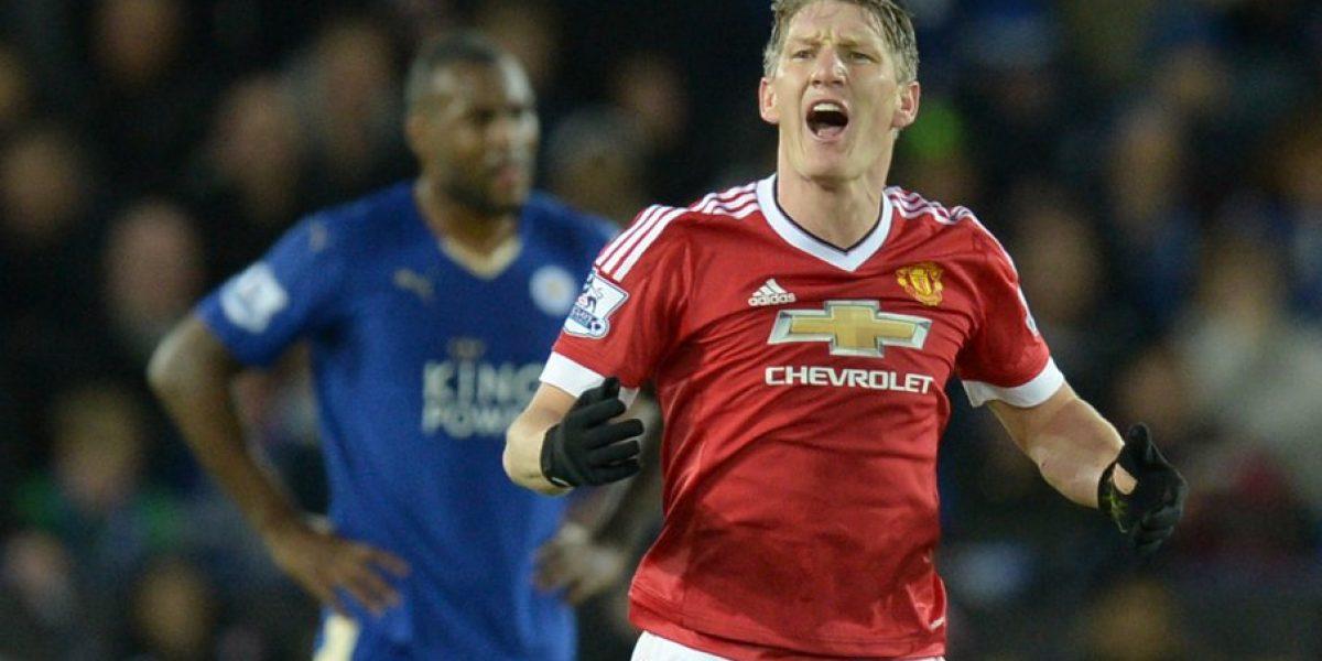 Bastian Schweinsteiger es el primer cortado de Mourinho en su nuevo Manchester United