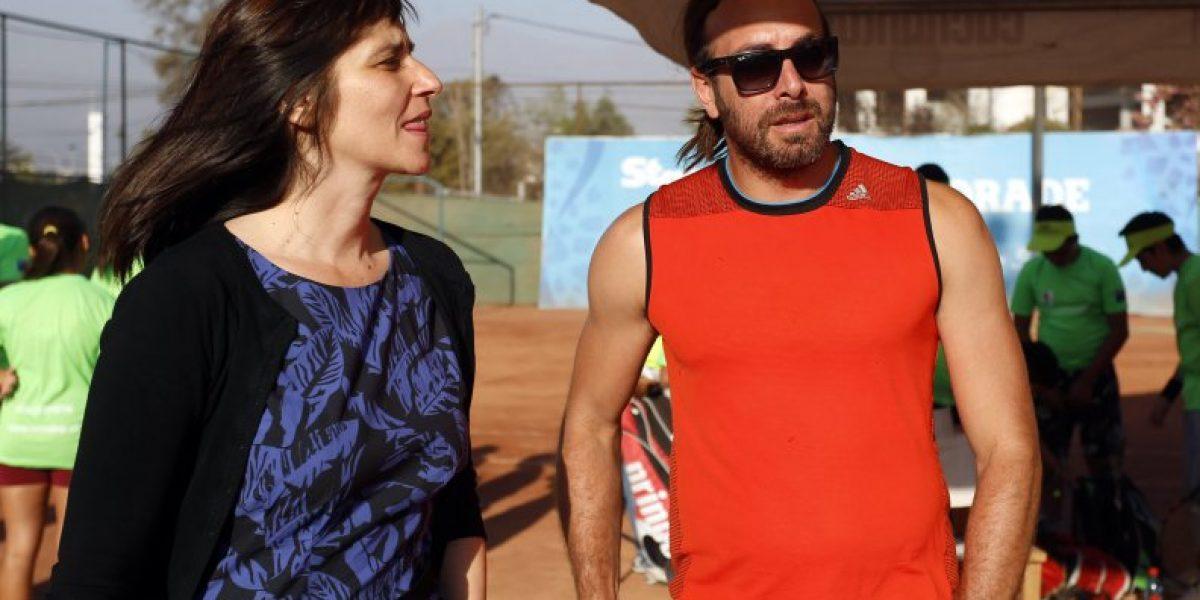 Ministra Riffo inició las conversaciones para construir recinto para Copa Davis en Coquimbo