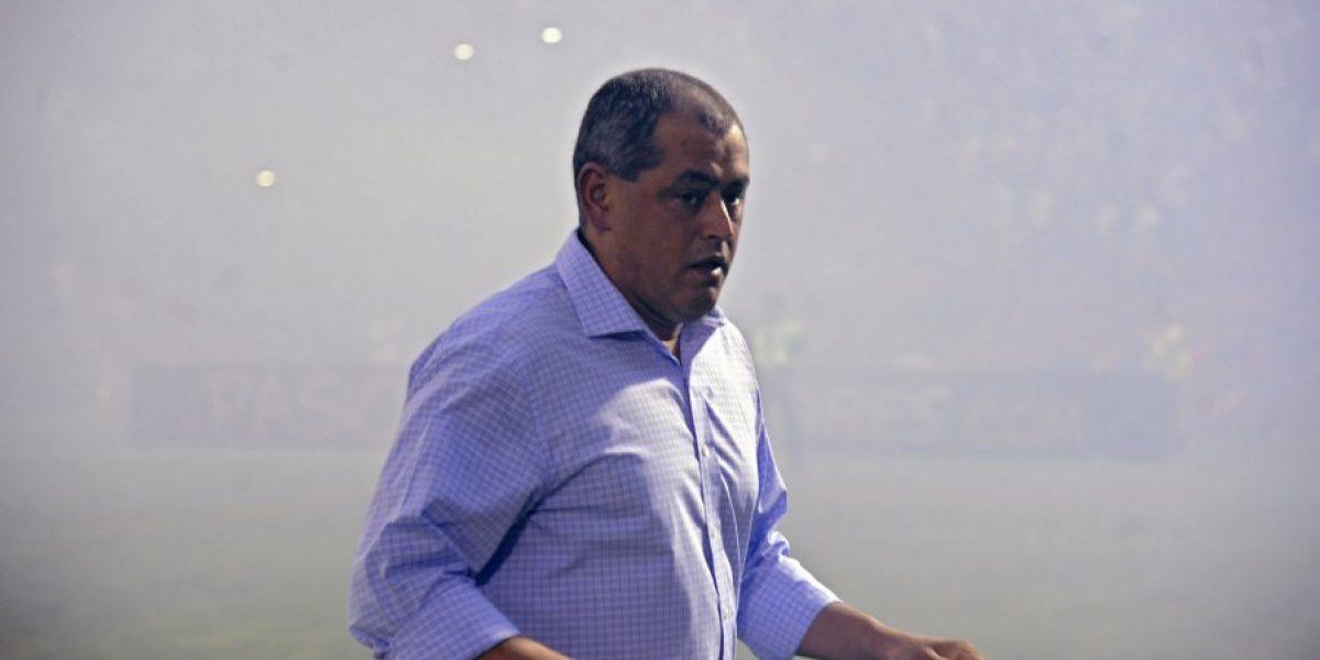 Francisco Chiqui Arce está a detalles de convertirse en el nuevo técnico de Paraguay