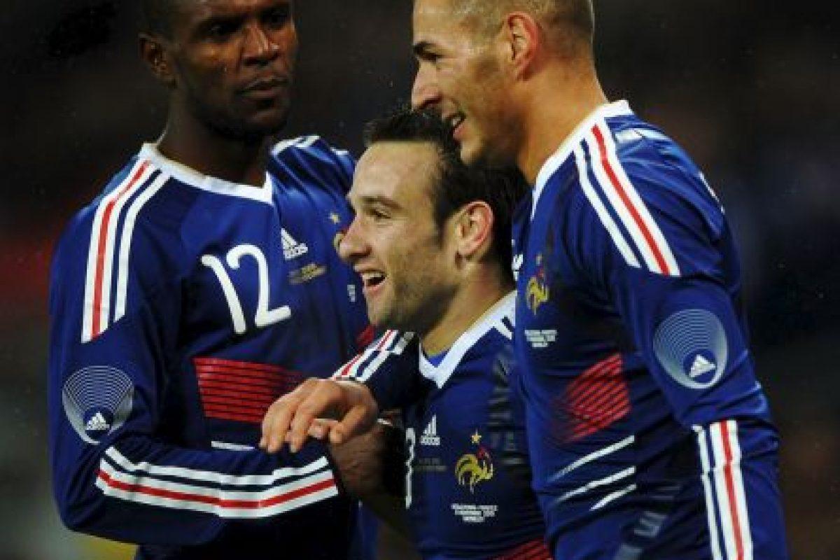Mathieu Valbuena acusó a Benzema y otros dos hombres de un supuesto chantaje Foto:Getty Images. Imagen Por: