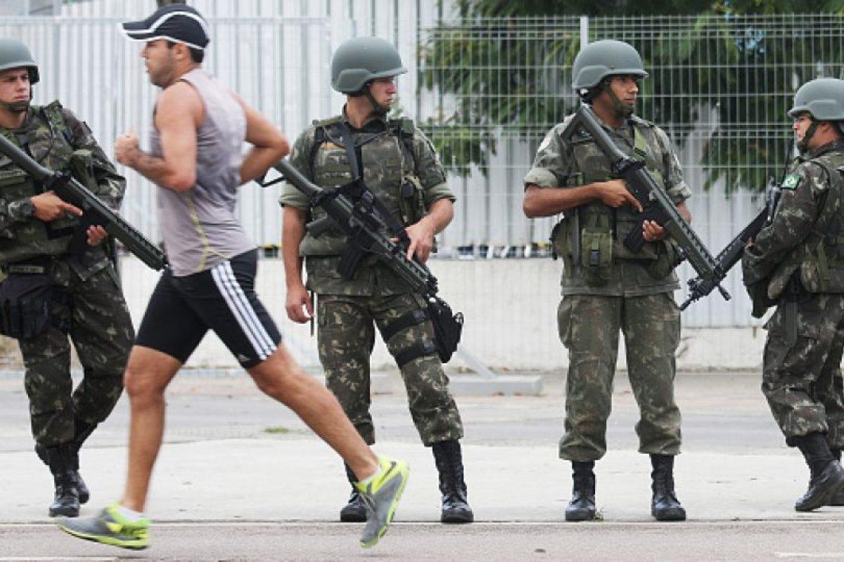 La seguridad es una de las principales preocupaciones del mundo Foto:Getty Images. Imagen Por: