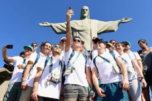 Rio 2016 explicado en 8 cifras Foto:Getty Images. Imagen Por: