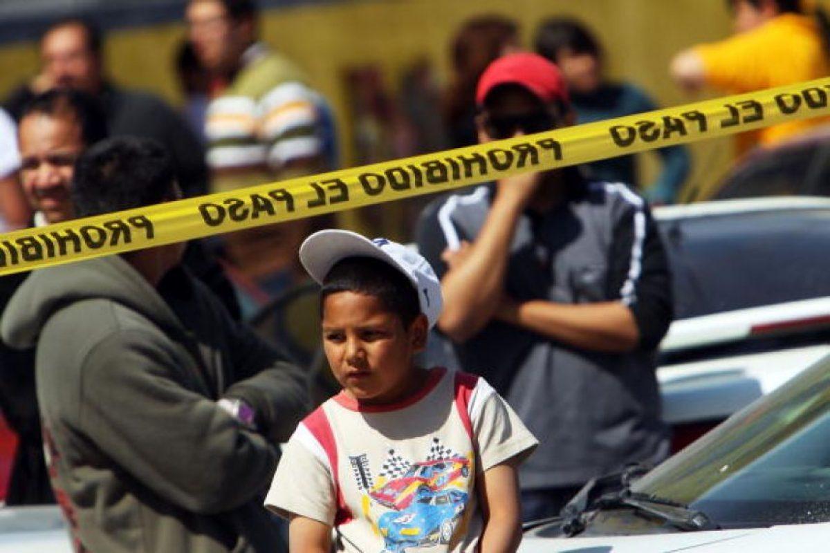 Se calcula que cada año mueren por homicidio 41 000 menores de 15 años, víctimas de maltrato Foto:Getty Images. Imagen Por: