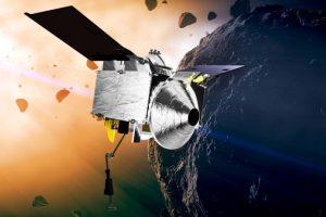 Tiene como objetivo investigar la formación del asteroide Foto:NASA. Imagen Por: