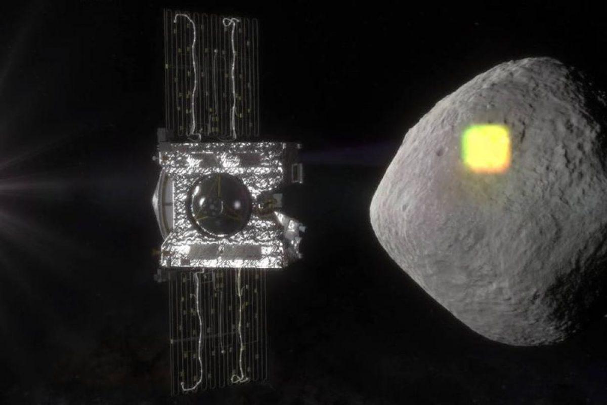 Se lanzará el próximo 8 de septiembre Foto:NASA. Imagen Por: