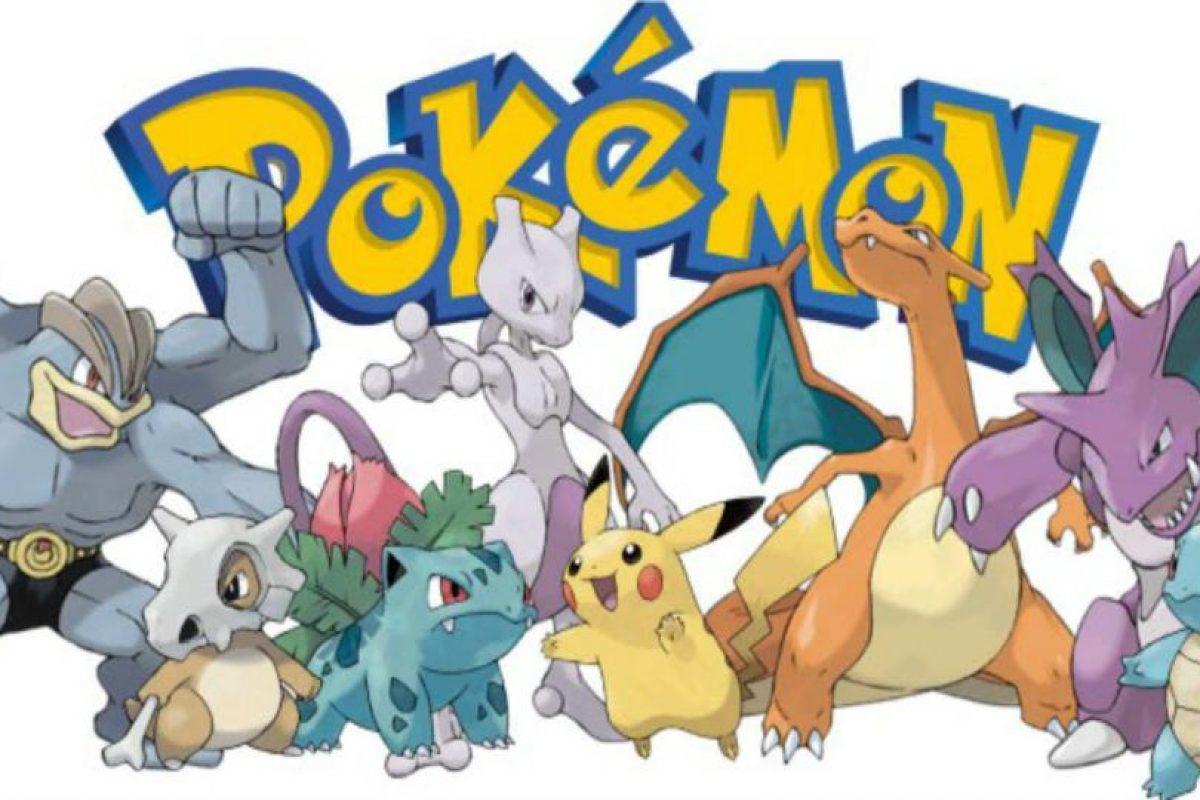 En total, son 151 pokémon en el juego. Foto:Pokémon. Imagen Por: