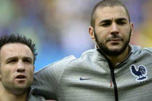 """Karim Benzema es uno de los supuestos implicados en el llamado """"Sextape Valbuena"""" Foto:Getty Images. Imagen Por:"""
