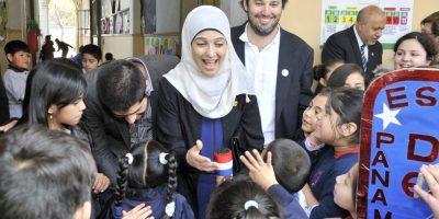 La mejor profesora del mundo está en Chile y busca al mejor docente del país