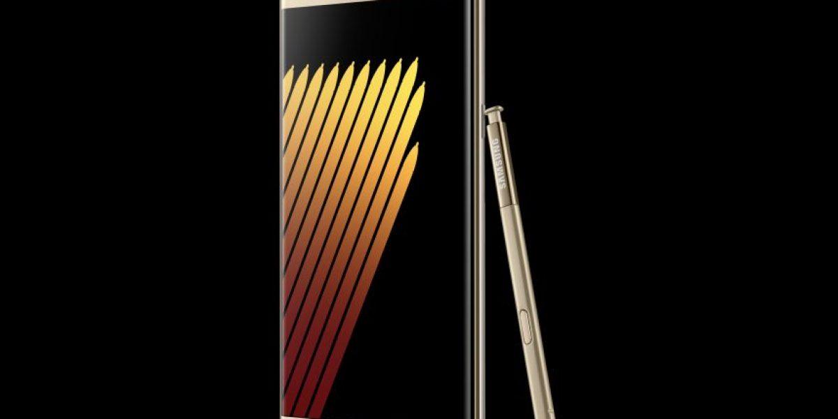 Galaxy Note 7: el equipo de Samsung que basa su seguridad en el iris
