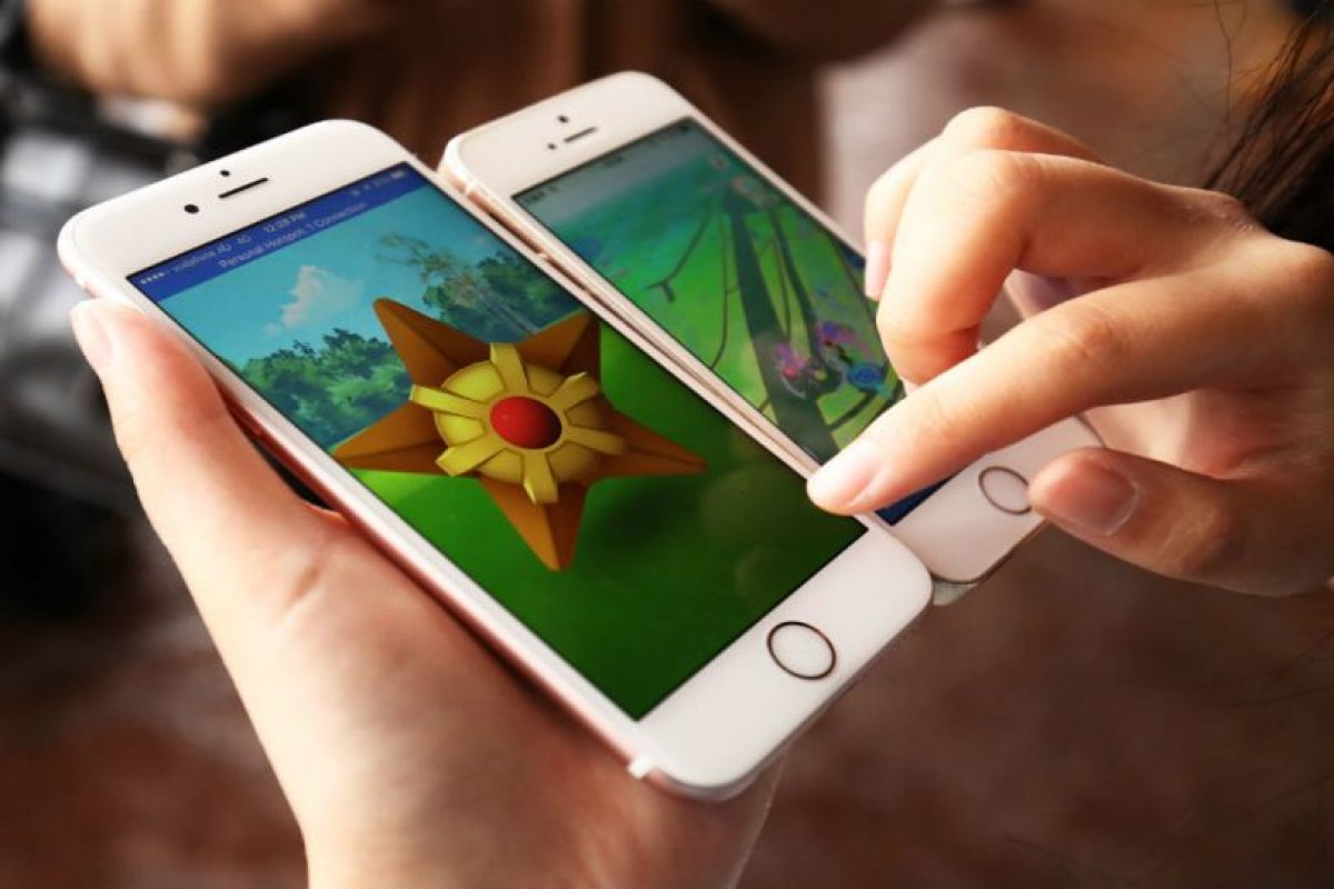 Pokémon Go no sólo ha provocado accidentes. Foto: Getty Images. Imagen Por: