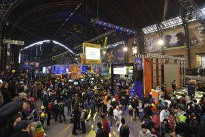 La edición 2015 de FestiGame. Foto:Archivo Agencia Uno. Imagen Por:
