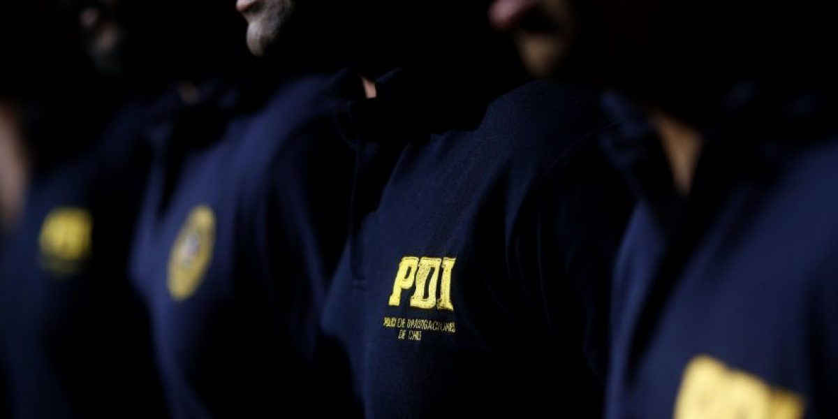 No descargue nada: PDI alerta sobre correo electrónico falso con citación a tribunales